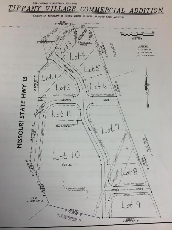 Lot #7 Tiffany Village, Branson West, MO 65737 (MLS #60015064) :: Greater Springfield, REALTORS