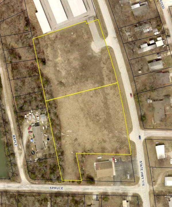 Tbd Mo-176, Merriam Woods, MO 65740 (MLS #60089155) :: Greater Springfield, REALTORS