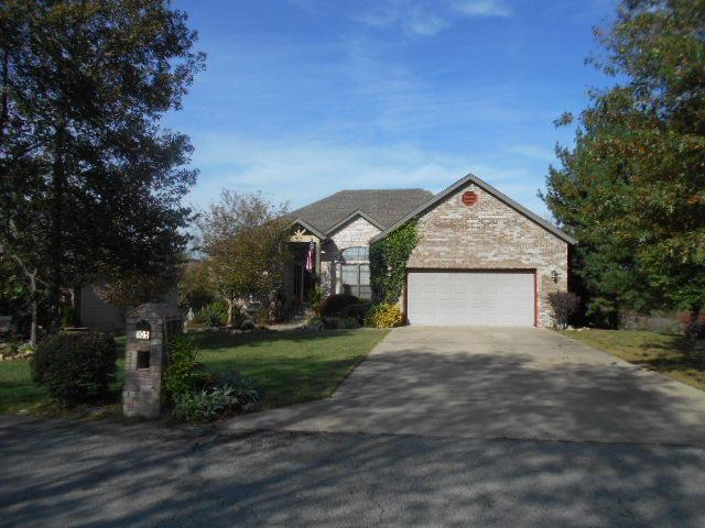 105 Cabana Court, Branson West, MO 65737 (MLS #60093102) :: Greater Springfield, REALTORS