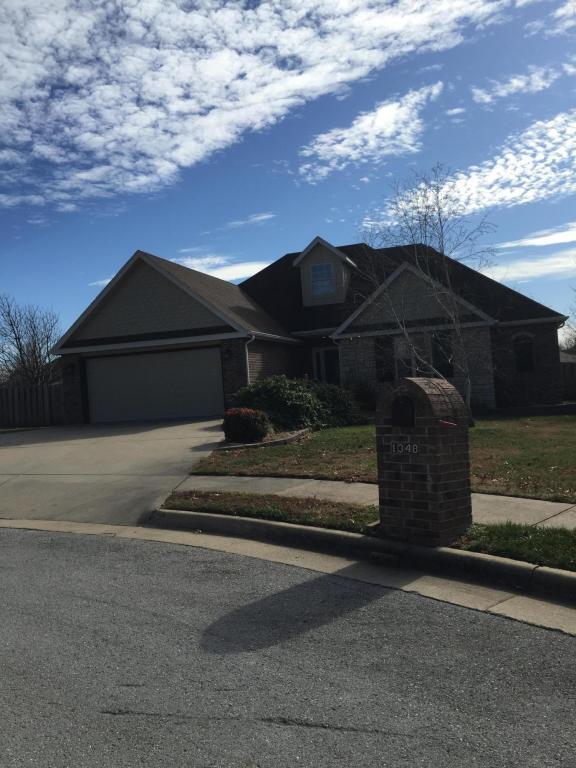 1348 W Kent Circle, Nixa, MO 65714 (MLS #60096184) :: Greater Springfield, REALTORS