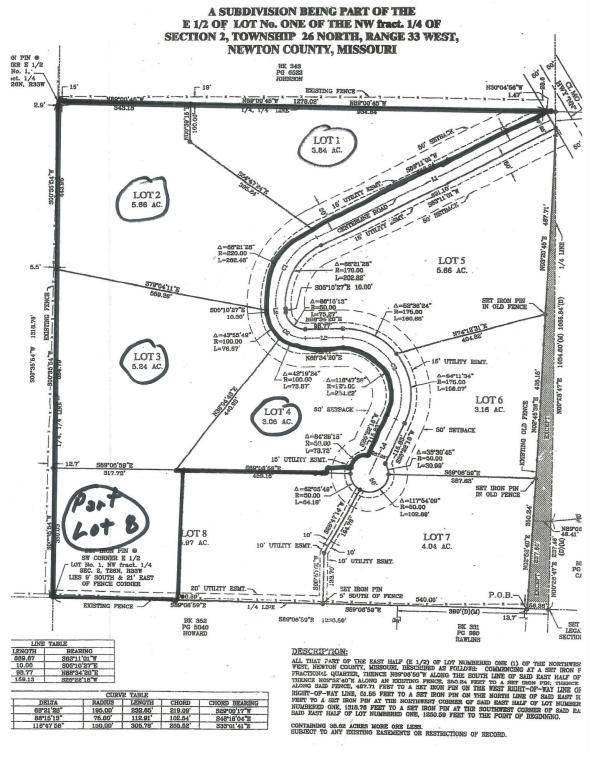 Tbd Cliff Lane, Joplin, MO 64804 (MLS #60099335) :: Good Life Realty of Missouri