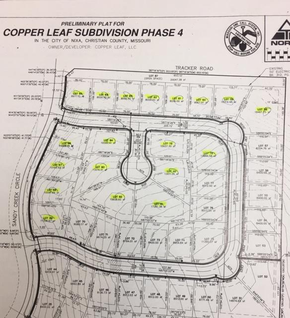 0 S Copper Leaf Avenue Ph 4, L-78, Nixa, MO 65714 (MLS #60104592) :: Team Real Estate - Springfield