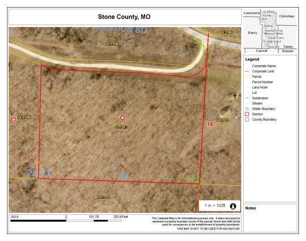 Lot 24 Judy Lane, Galena, MO 65656 (MLS #60113002) :: Greater Springfield, REALTORS