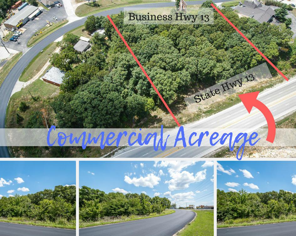 1.87 Acres Business 13 Highway - Photo 1