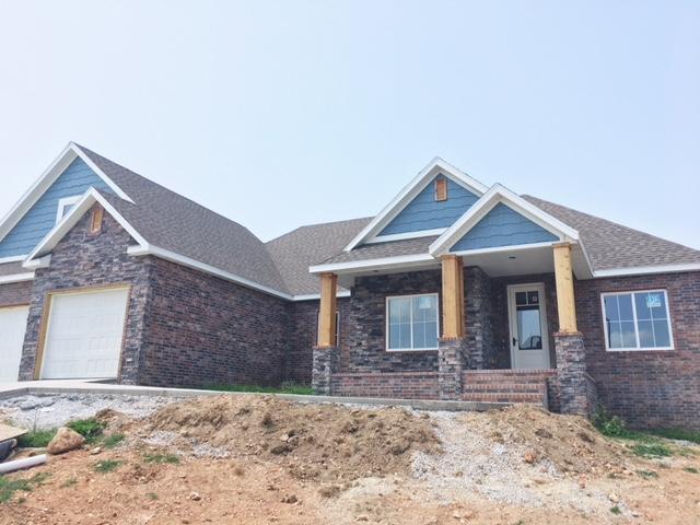 1419 Rich Hill Circle Drive, Nixa, MO 65714 (MLS #60116299) :: Team Real Estate - Springfield