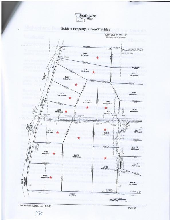 Hwy Bb Lot 2, West Plains, MO 65775 (MLS #60116825) :: Team Real Estate - Springfield
