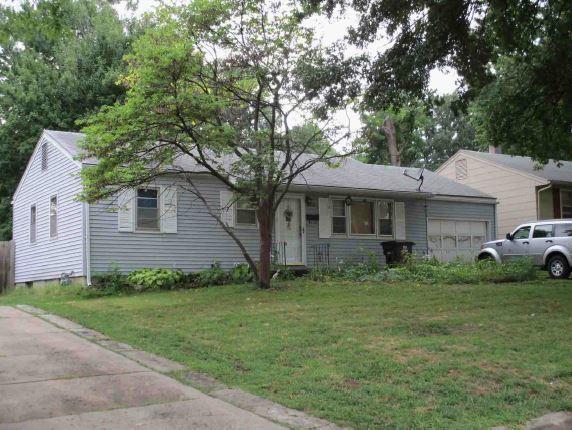 1608 N Hocker Street, Independence, MO 64050 (MLS #60118708) :: Team Real Estate - Springfield