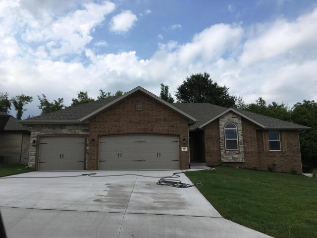 624 Eagle Park Drive Lot 5, Nixa, MO 65714 (MLS #60120488) :: Team Real Estate - Springfield