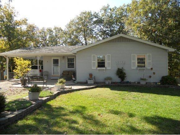 333 Craig Street, Reeds Spring, MO 65737 (MLS #60123610) :: Team Real Estate - Springfield