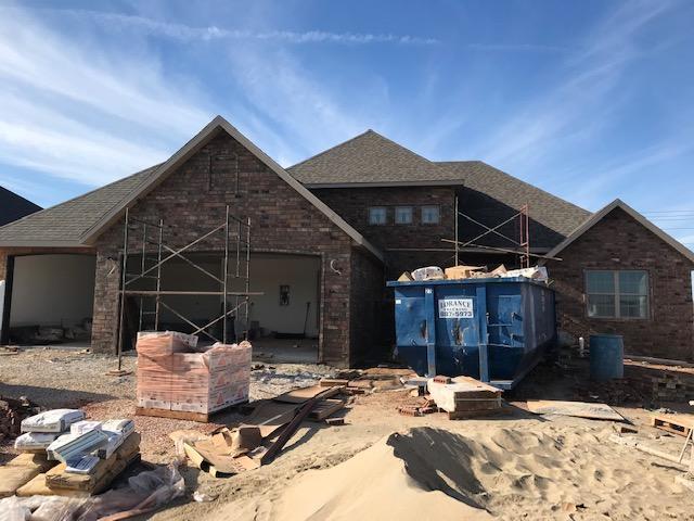 617 N Bonda Way, Nixa, MO 65714 (MLS #60124928) :: Team Real Estate - Springfield