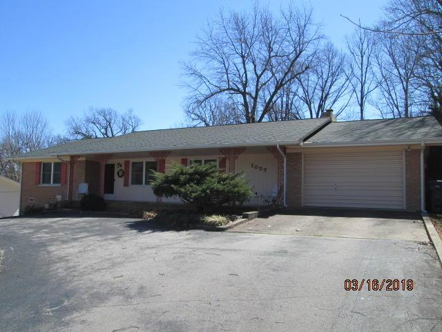 1027 Bond Street, Neosho, MO 64850 (MLS #60131737) :: Sue Carter Real Estate Group