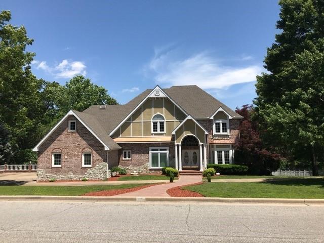 921 Oakmont Drive, Joplin, MO 64804 (MLS #60137059) :: Sue Carter Real Estate Group