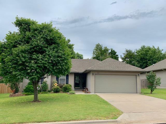 206 Kingsley Drive, Monett, MO 65708 (MLS #60139570) :: Team Real Estate - Springfield