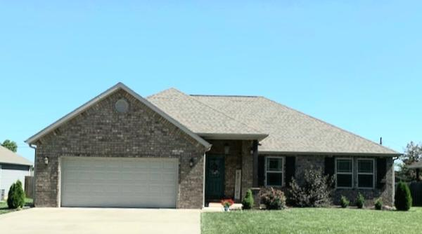 1107 N Rosedale Square, Webb City, MO 64870 (MLS #60140403) :: Sue Carter Real Estate Group