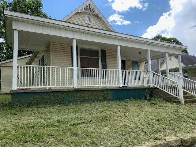 110 W Hickory Street, El Dorado Springs, MO 64744 (MLS #60141252) :: Sue Carter Real Estate Group
