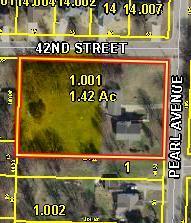 Xxx 42nd Street, Joplin, MO 64804 (MLS #60141838) :: Sue Carter Real Estate Group