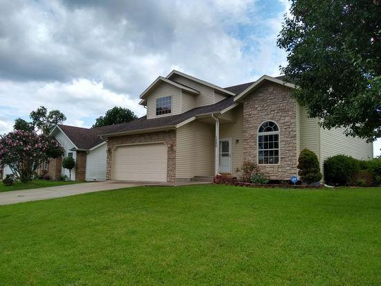 1320 W Mcguffey Street, Ozark, MO 65721 (MLS #60142249) :: Team Real Estate - Springfield