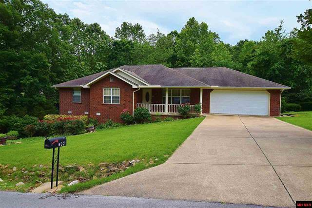 602 Hickory Hollow Drive, Mountain Home, AR 72653 (MLS #60144283) :: Massengale Group