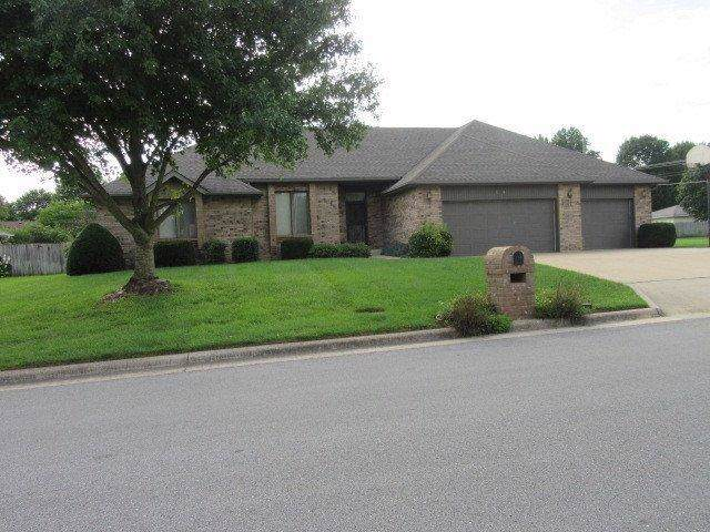 509 N Niangua Drive, Nixa, MO 65714 (MLS #60147477) :: Sue Carter Real Estate Group