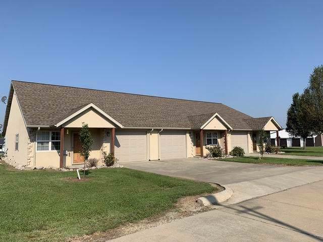 1314 Esry Drive, El Dorado Springs, MO 64744 (MLS #60148122) :: Sue Carter Real Estate Group
