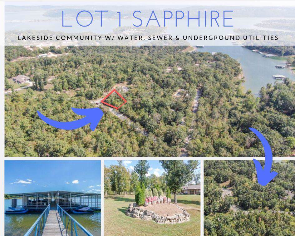 Lot 1 Sapphire - Photo 1