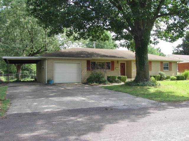 509 Highland Avenue, Monett, MO 65708 (MLS #60148468) :: The Real Estate Riders