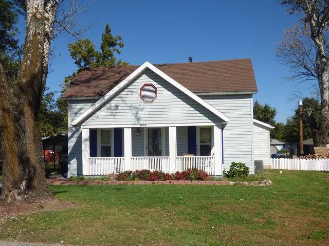 1005 E 9th Street, Mountain Grove, MO 65711 (MLS #60149982) :: The Real Estate Riders
