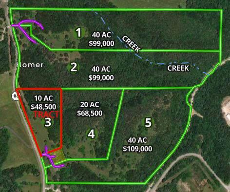 11532 Mo-86 (Tract 3), Blue Eye, MO 65611 (MLS #60150002) :: Sue Carter Real Estate Group