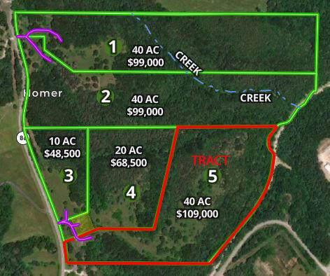 11532 Mo-86 (Tract 5), Blue Eye, MO 65611 (MLS #60150005) :: Sue Carter Real Estate Group