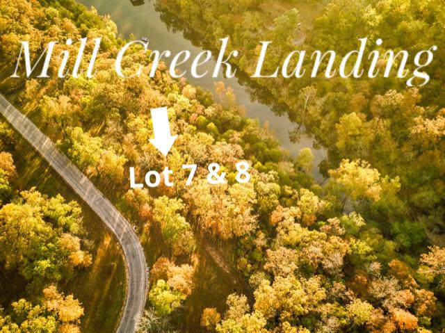 Lot 7 & 8 Mill Creek Landing, Shell Knob, MO 65747 (MLS #60150637) :: Team Real Estate - Springfield