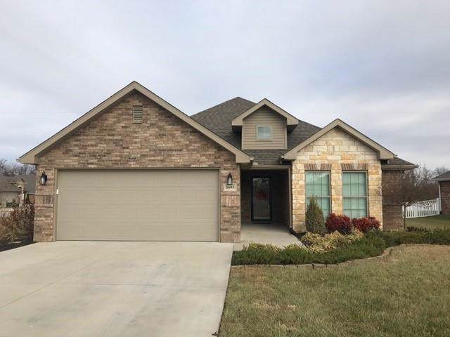 1693 Betenbough Way, Webb City, MO 64870 (MLS #60152007) :: Weichert, REALTORS - Good Life
