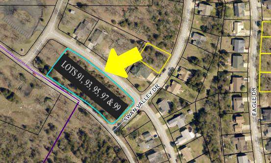 Lot 93 Eagle Drive, Forsyth, MO 65653 (MLS #60153093) :: Weichert, REALTORS - Good Life