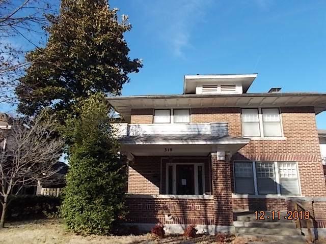 318 E Locust Street, Independence, KS 67301 (MLS #60153535) :: Sue Carter Real Estate Group