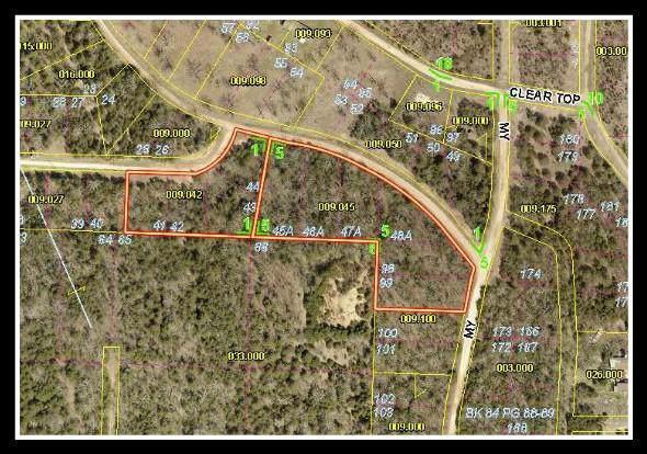 Tbd Pack Lane, Lampe, MO 65681 (MLS #60155382) :: Tucker Real Estate Group | EXP Realty