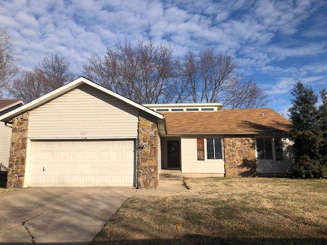 1627 W Lindberg Street, Springfield, MO 65807 (MLS #60155850) :: Sue Carter Real Estate Group