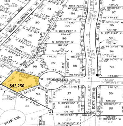 Lot 91 W. Summerset Ct, Stone Gate, Ozark, MO 65721 (MLS #60158434) :: Sue Carter Real Estate Group