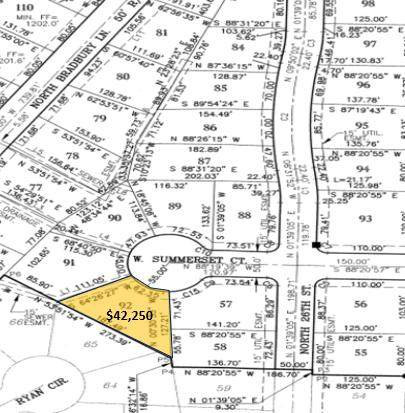 Lot 92 W Summerset Ct, Stone Gate, Ozark, MO 65721 (MLS #60158435) :: Sue Carter Real Estate Group