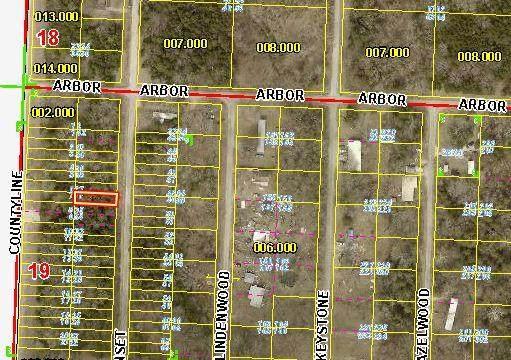 Lot 36 Turkey Mountain Estates #2 7th, Shell Knob, MO 65747 (MLS #60159117) :: The Real Estate Riders