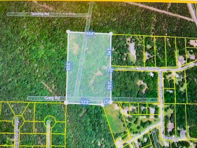 0 Tiny Tree Lane, Reeds Spring, MO 65737 (MLS #60159317) :: Team Real Estate - Springfield