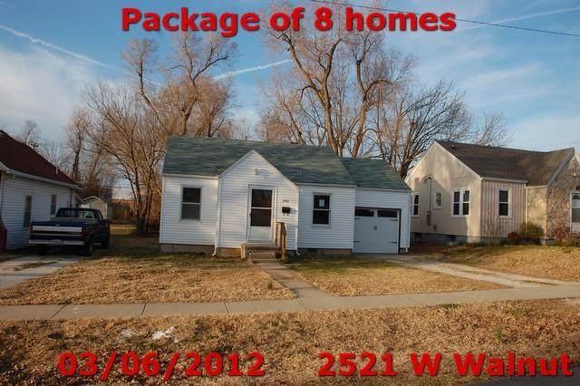 2521 W Walnut Street, Springfield, MO 65806 (MLS #60160691) :: Team Real Estate - Springfield