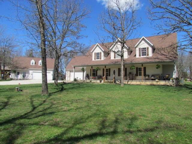 303 Indian Creek Drive, Marshfield, MO 65706 (MLS #60160826) :: Winans - Lee Team | Keller Williams Tri-Lakes