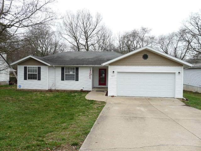 107 N 8th Avenue, Ozark, MO 65721 (MLS #60160846) :: Sue Carter Real Estate Group