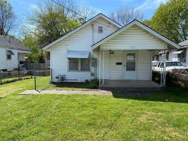 927 S Fort Avenue, Springfield, MO 65806 (MLS #60162073) :: Winans - Lee Team | Keller Williams Tri-Lakes