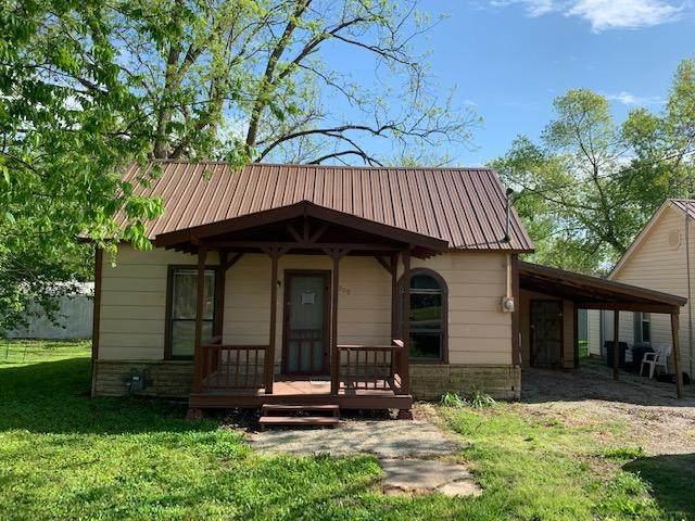209 E 8th Street, Pineville, MO 64856 (MLS #60163861) :: Sue Carter Real Estate Group