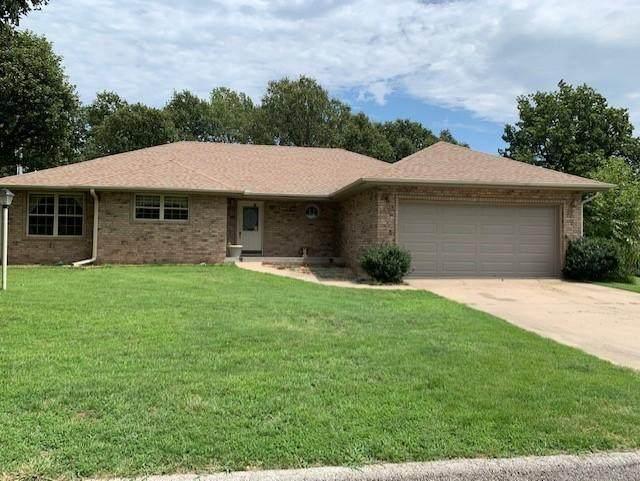 735 Oak Hill, Mt Vernon, MO 65712 (MLS #60170538) :: The Real Estate Riders