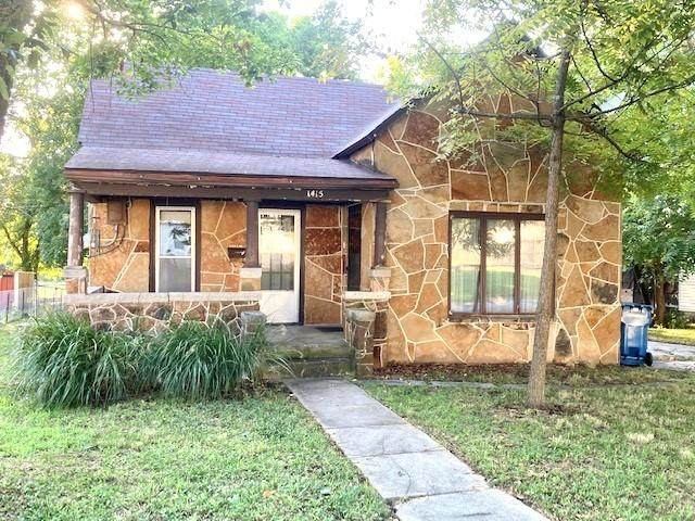 1415 Forest Street, Carthage, MO 64836 (MLS #60173072) :: Sue Carter Real Estate Group
