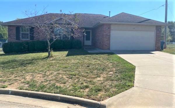 106 W Trail Point Drive, Nixa, MO 65714 (MLS #60175971) :: Team Real Estate - Springfield