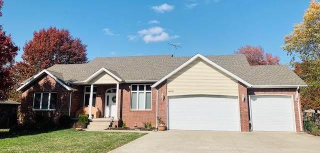 406 S Cedarbrook Drive, Monett, MO 65708 (MLS #60177800) :: Winans - Lee Team | Keller Williams Tri-Lakes