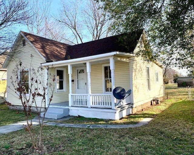 1123 S Jackson Avenue, Joplin, MO 64801 (MLS #60178610) :: The Real Estate Riders
