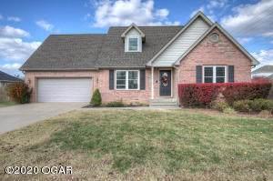 123 Jason Boulevard, Webb City, MO 64870 (MLS #60180751) :: Team Real Estate - Springfield